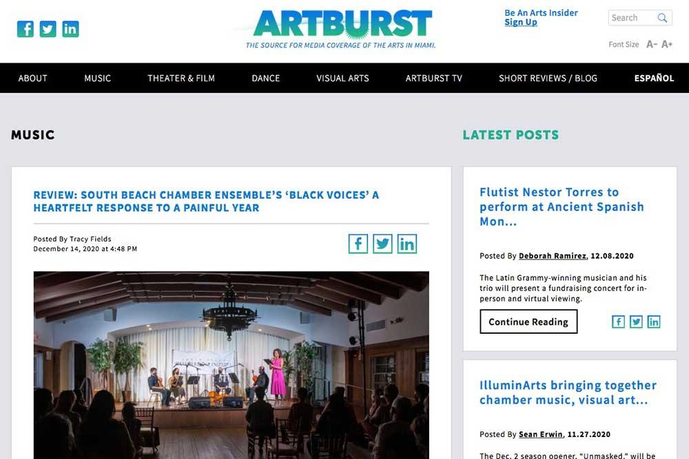 Artburst Review