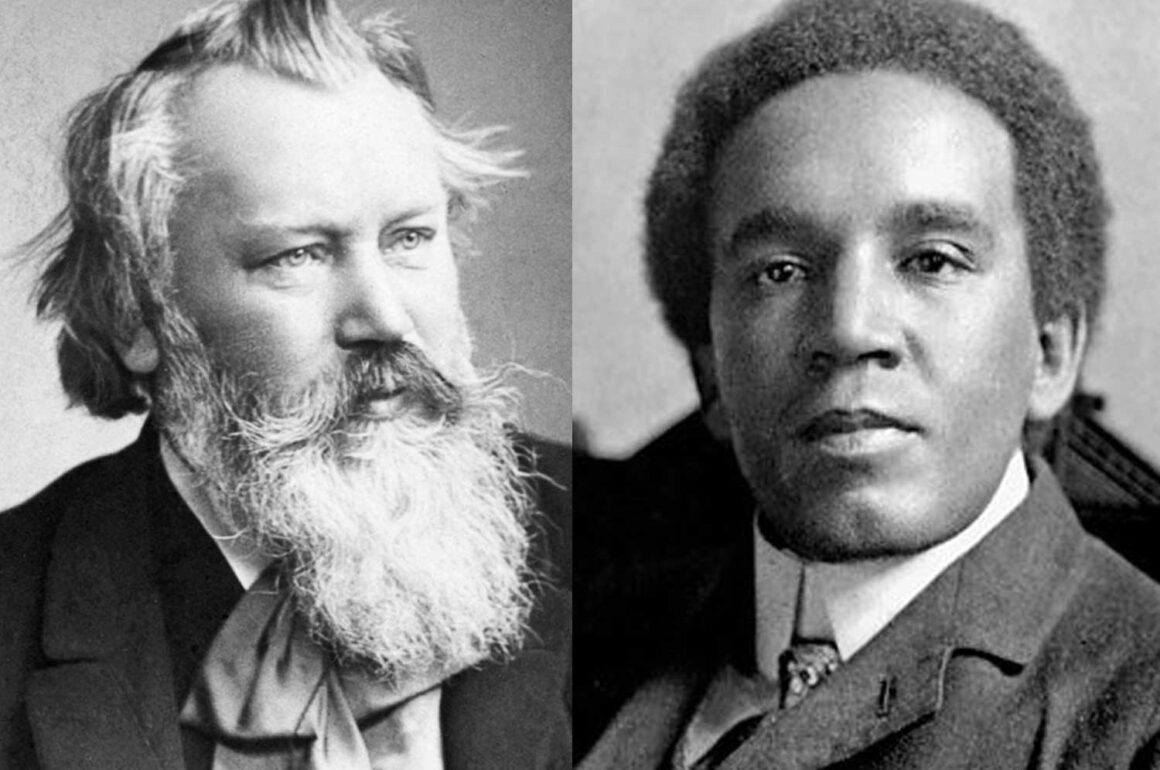 Brahms And Coleridge-Taylor