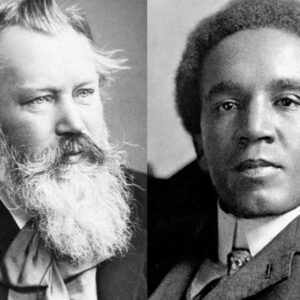 Brahms And Coleridge-Taylor