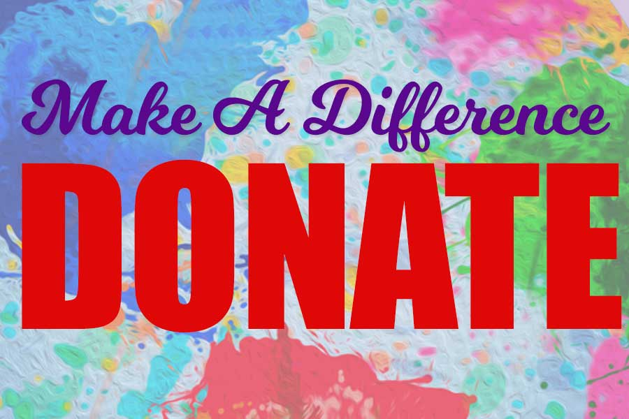 Donate To Global Arts Project…With Special Thanks!
