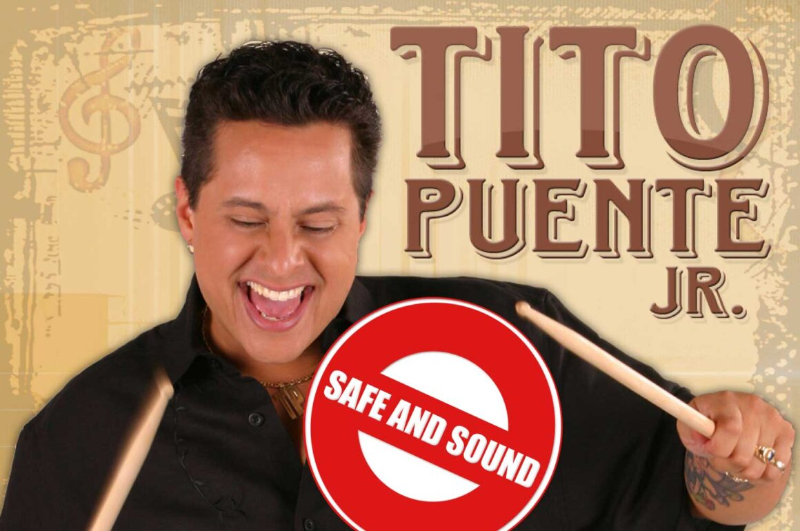 09/06/2020 Safe And Sound Live Streams Tito Puente Jr